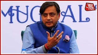 Congress नेता Shashi Tharoor का विवादित बयान: हिंदुत्व में तालिबान की शुरुआत का आरोप - AAJTAKTV