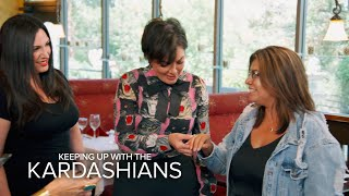KUWTK | Kris Jenner Wants to Be Turned Into What When She Dies?! | E! - EENTERTAINMENT
