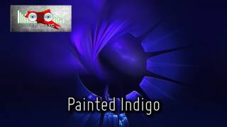 Royalty Free :Painted Indigo