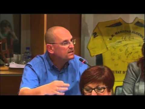 """Segon """"Cotino"""" del senyor alcalde per evitar les preguntes sobre l"""
