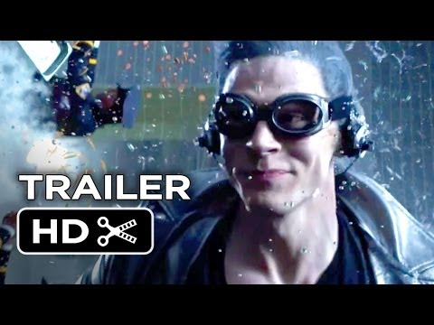 X-Men: Days of Future Past TRAILER 3 (2014) - Marvel Superhero Movie Sequel HD