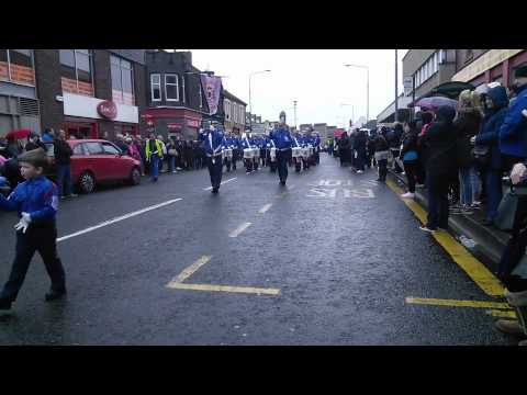 Bellshill Protestant Boys @ Whitburn Parade 2014