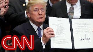 Trump tells NASA to send astronauts to Mars - CNN