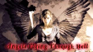 Royalty Free Angels Flying Through Hell:Angels Flying Through Hell