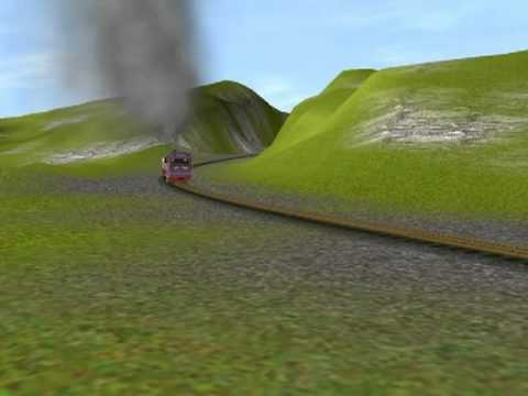 Thomas Trainz Video Short - Culdee Fell