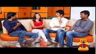 "Interview with ""Oru Oorla Rendu Raja"" Crew – Thanthi tv Deepavali Special Show 22/10/2014 Thanthi tv Diwali Special Program"