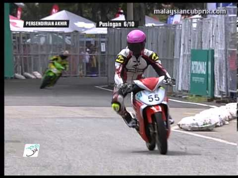 Round 4 Muar - Privateer Final (Full) - PETRONAS Malaysian Cub Prix Championship