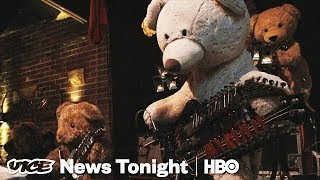 This Guy Built A Teddy Bear Robot Band Because He Hates Playing With Humans (HBO) - VICENEWS