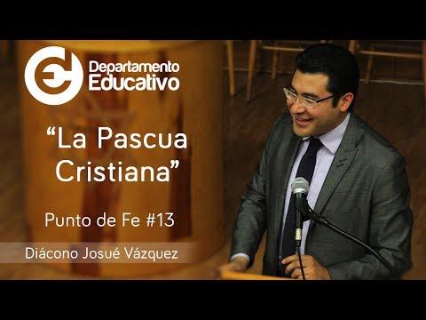 Punto De Fe No. 13 - La Pascua Cristiana