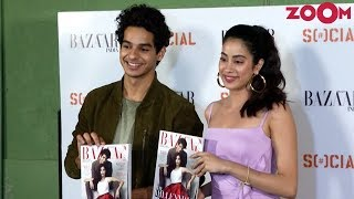 Dhadak Couple Ishaan Khatter & Janhvi Kapoor's Funny Moments - ZOOMDEKHO