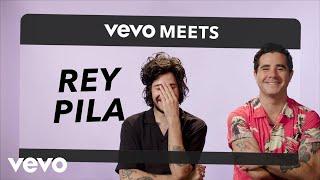 Rey Pila - Vevo Meets: Rey Pila - VEVO