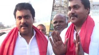 Actor Sunil About His Upcoming Movies | Actor Sunil Visits Tirumala | TFPC - TFPC