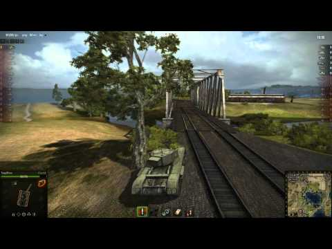 World of Tanks Gameplay: 11 Kills and a Kolobanov's Medal in a Churchill