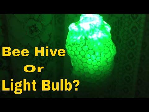Light Bulb Bees