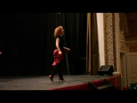 Melissa Fernandez - Ladies Spins, Afro Rumba, and Crossbody Leads