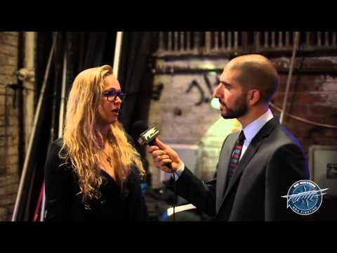 UFC 168: Ronda Rousey Says Why She Flipped Miesha Tate Off
