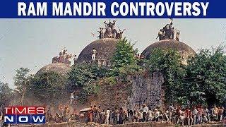 Babri plea: CJI rejects early hearing in Ayodhya -Masjid matter - TIMESNOWONLINE