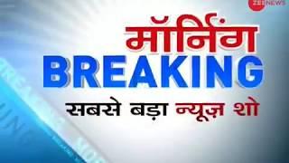 Morning Breaking: Voting in J&K for 8th phase of Panchayat polls - ZEENEWS