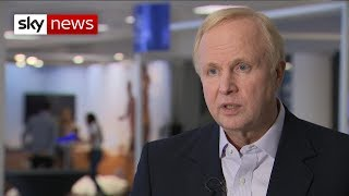 Ian King asks BP's boss about the future of energy - SKYNEWS