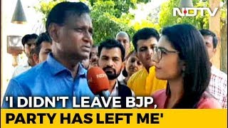 BJP Lawmaker Udit Raj, Ignored For Delhi Contest, Says Decided To Quit - NDTV