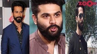 Kunal Rawal Decodes The Style Mantras Of Charming Shahid Kapoor | Style Evolution - ZOOMDEKHO