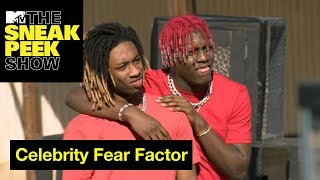 Lil Yachty Freaks Out About Something Unexpected 😱 | The Sneak Peek Show | MTV - MTV