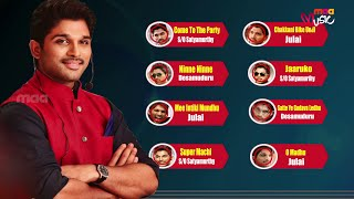Allu Arjun Hit Songs - MAAMUSIC