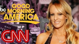 Stormy Daniels shared her story in 2011 - CNN