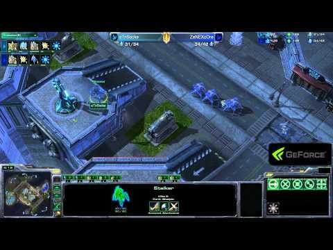 GSPA - Socke vs Core - G2 - Pro Week 4 - PvP - StarCraft 2