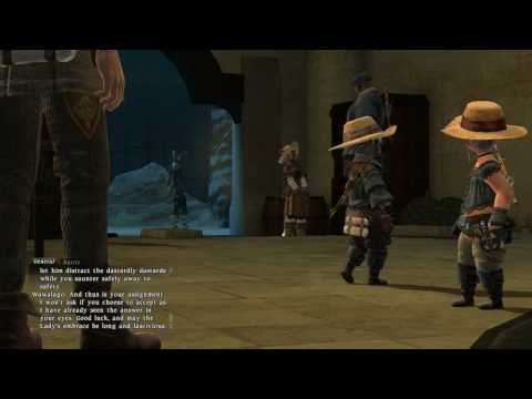 Final Fantasy XIV Beta - Chapter 4. Fisherman's Bottom