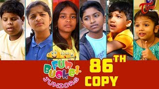Fun Bucket JUNIORS   Episode 86   Kids Funny Videos   Comedy Web Series   By Sai Teja - TeluguOne - TELUGUONE