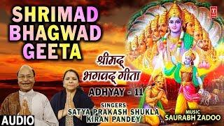 श्रीमद भगवद गीता,Shrimad Bhagwad Geeta Chapter 12, I Latest Audio, SATYA PRAKASH SHUKLA,KIRAN PANDEY - TSERIESBHAKTI