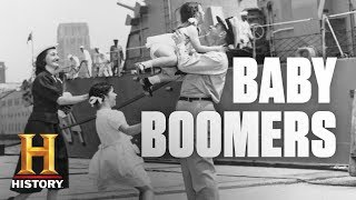 Fast Facts About Baby Boomers | History - HISTORYCHANNEL