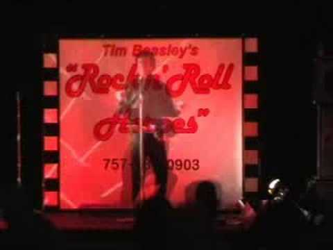 TOM JONES IMPERSONATOR LOOK ALIKE TIM BEASLEY NIGHTCLUB SHOW