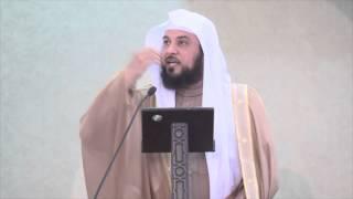 فيديو.. العريفي في أول خطبة بعد إطلاق سراحه: سافك الدماء مصيره جهنم | المصري اليوم