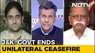 """Jammu And Kashmir """"Ceasefire"""" Ends: Now What? - NDTV"""