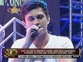 24 ORAS WEEKEND - OCT. 12, 2013 PART 4/8 (Cast ng My Husbands Lover, may mga kakaibang pasabog sa kanilang concert)