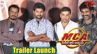 MCA Middle Class Abbayi Movie Trailer Launch | Nani, Sai Pallavi - TELUGUONE