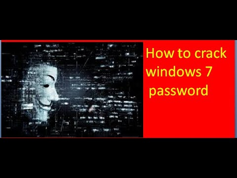 how to hack windows 7 administrator password without any software