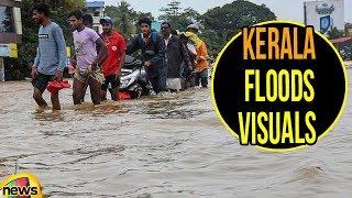 Kerala Floods Live Updates | Latest Visuals of #KeralaFloods | #KeralaSOS | Mango News - MANGONEWS