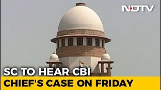 Supreme Court Handed Probe Report On Exiled CBI Chief, With An Apology - NDTV