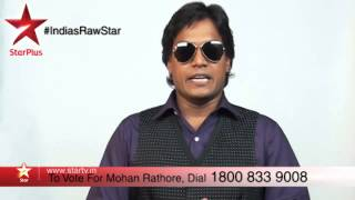 A sneak peek into Mohan's performance on India's Raw Star - STARPLUS