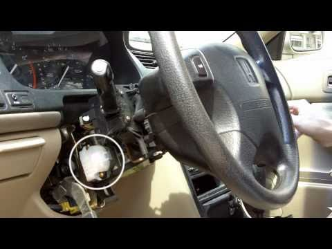 94-97 Honda Accord Ignition Switch Replacement Part 1