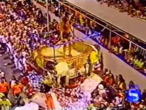 Gilmelândia - Trio Metal - Carnaval de Salvador em Homenagem as Baianas.