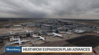 Ryanair CEO: Heathrow Expansion 'Huge Missed Opportunity' - BLOOMBERG