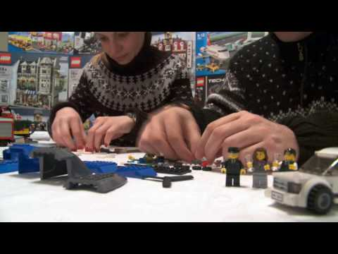 LEGO 3222 Helicopter and Limousine