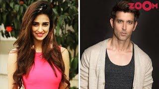 Disha Patani To Star Opposite Hrithik Roshan In Rohit Dhawan's Next? | Bollywood News - ZOOMDEKHO