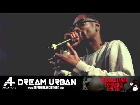 Dream Urban Presents : Kendrick Lamar Experience 8-19-11