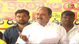 T-TDP Leader Revuri Prakash Reddy Slams KCR | CVR NEWS - CVRNEWSOFFICIAL