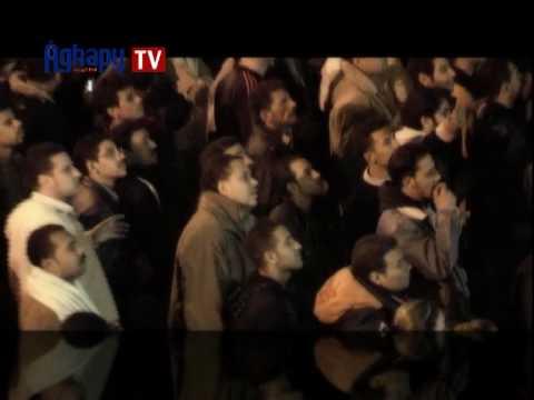 ظهور السيده العذراء فى الوراق ترنيمه زيدينا يا امى و باركينا  قناة اغابى للشماس مجدى سعد مترى و ميرنا مجدى سعد
